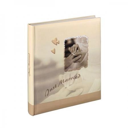 Hama Just Married - album foto de nunta, 60 de pagini