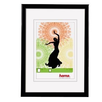 Hama - Rama foto Madrid 30x40cm - negru