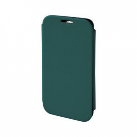 Hama Slim Booklet Case for Apple iPhone 6, khaki