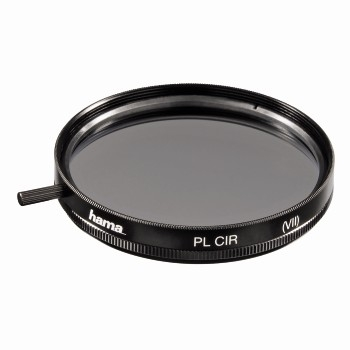 Hama - filtru polarizare circulara tratament AR - 72mm