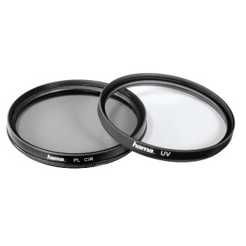 Hama - kit filtre UV si polarizare circulara - 67mm