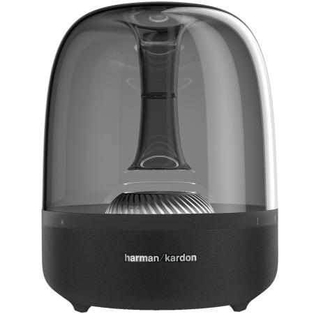 Harman Kardon Aura Studio 2 - Boxa portabila wireless pentru iPhone - Negru
