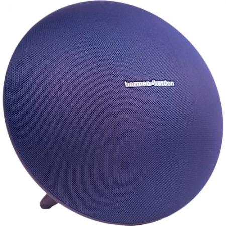 Harman Kardon Onyx Studio 3 - Boxa portabila Bluetooth, Albastru