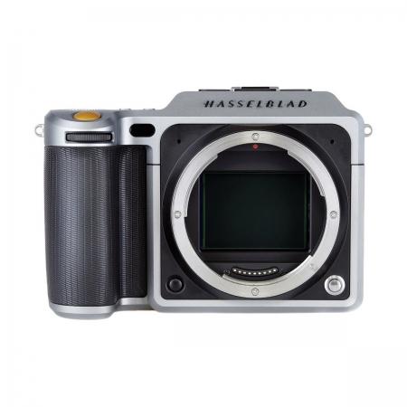 Hasselblad X1D-50c - medium-format mirrorless
