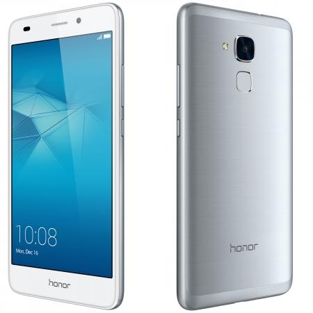 Honor 7 Lite - 5.2'', Dual SIM, Octa Core, 2 GB RAM, 16GB, LTE - Argintiu