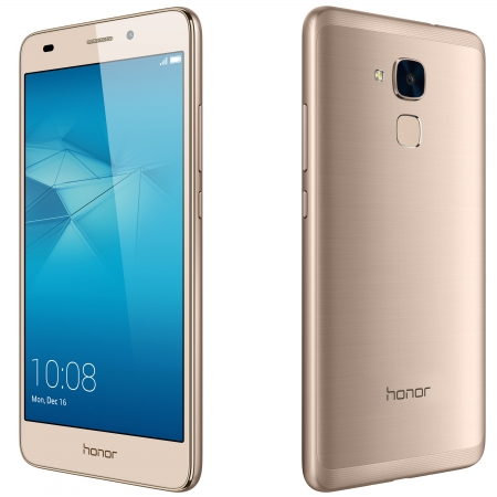 Honor 7 Lite - 5.2'', Dual SIM, Octa Core, 2 GB RAM, 16GB, LTE - Auriu