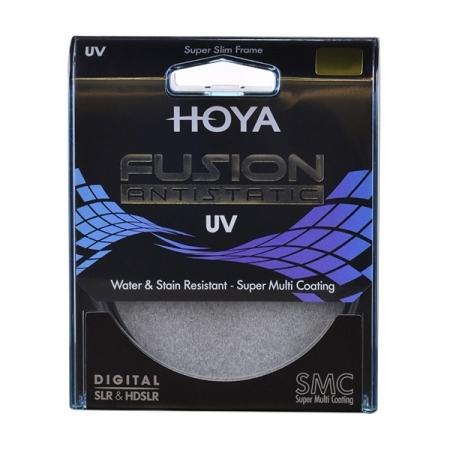 Hoya FUSION Antistatic - filtru PROTECTOR 62mm
