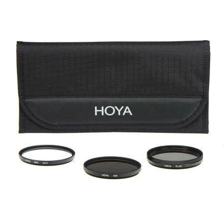 Hoya Filtre Set 55mm DIGITAL FILTER KIT 2