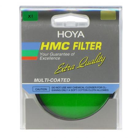 Hoya Filtru Green X1 72mm HMC - RS102120