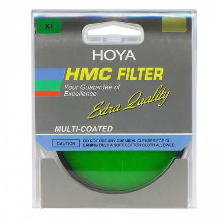 Hoya Filtru Green X1 72mm HMC RS102120