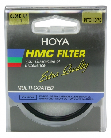 Hoya Filtru HMC Close-Up 55mm +1 - RS6004599