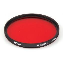 Hoya Filtru HMC Red 25A 49mm - RS102130