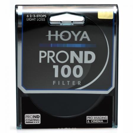 Hoya Filtru PRO ND100 77mm