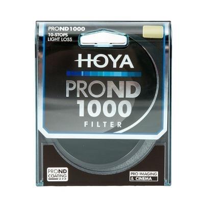 Hoya Filtru PRO ND1000 62mm