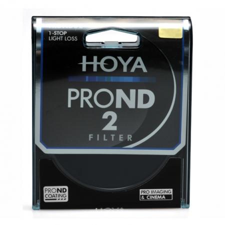 Hoya Filtru PRO ND2 82mm