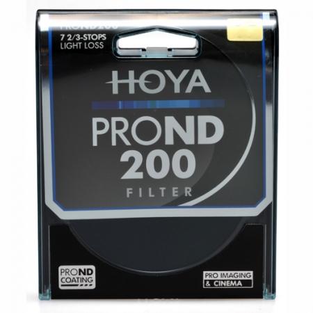 Hoya Filtru PRO ND200 77mm