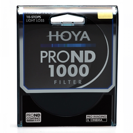 Hoya Filtru PRO ND1000 58mm