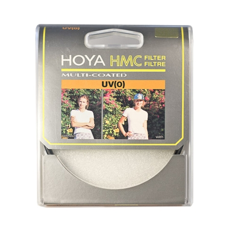 Hoya Filtru UV-HMC 55mm RS100997