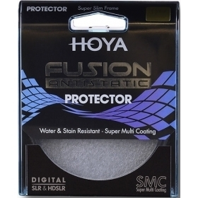 Hoya Fusion Antistatic Protector - Filtru protectie, 86mm