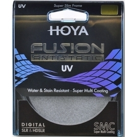 Hoya Fusion Antistatic UV - Filtru UV, 86mm