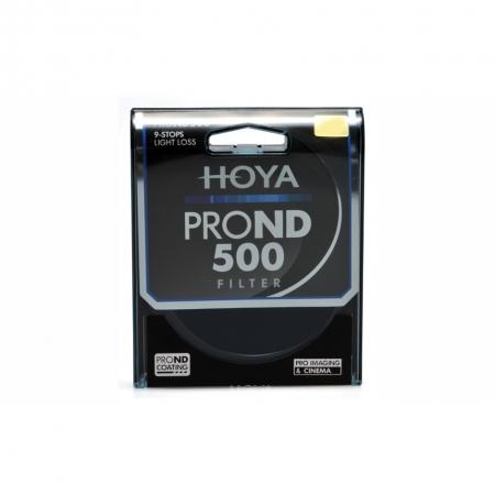 Hoya ND500 PRO 67mm- filtru neutral