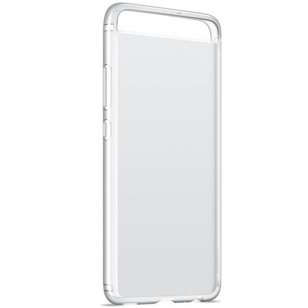 Huawei P10 - Capac protectie spate tip PC - Gri transparent