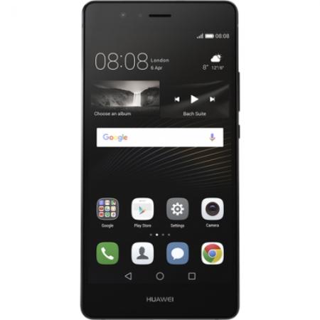 Huawei P9 Lite - 5.2'', Dual sim, Octa-Core, 2GB RAM, 16GB, 4G - negru