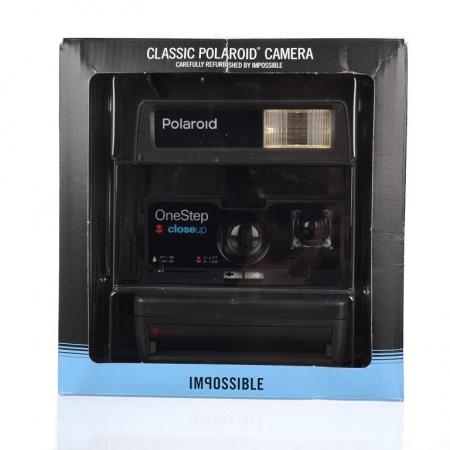 Impossible Polaroid 600 - Square