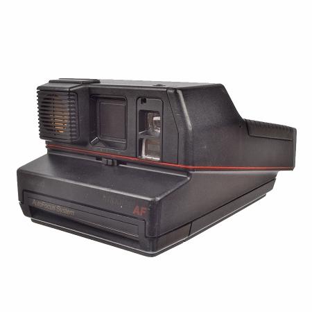Impossible Polaroid Impuls 600 color - aparat foto Instant conditie B