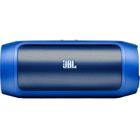 JBL Charge 2+ - Boxa portabila wireless cu microfon - albastru
