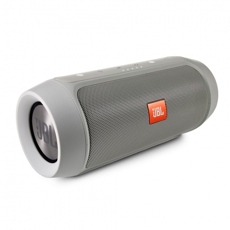 JBL Charge 2+ - Boxa portabila wireless cu microfon - gri
