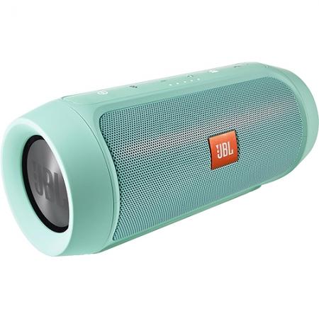 JBL Charge 2+ - Boxa portabila wireless cu microfon - turcoaz