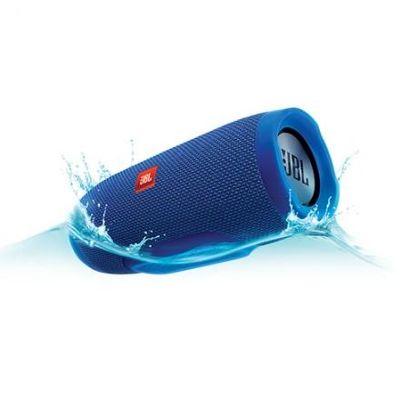 JBL Charge 3 - Boxa Portabila Waterproof, Albastru