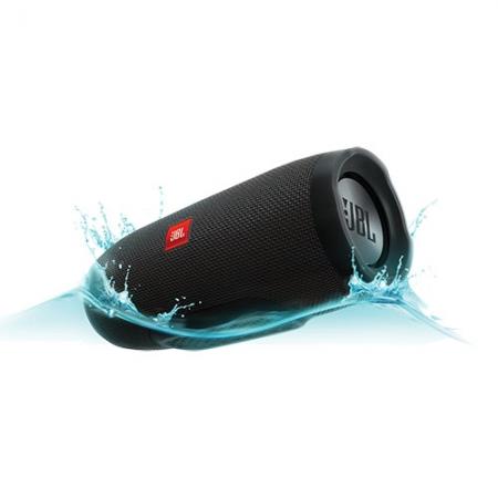 JBL Charge 3 - Boxa Portabila Waterproof, Negru