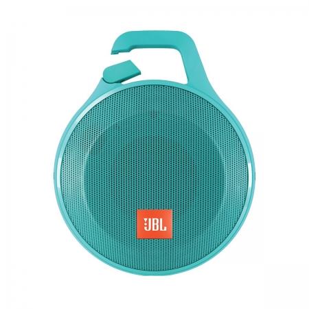 JBL Clip+ - boxa wireless splashproof turcoaz