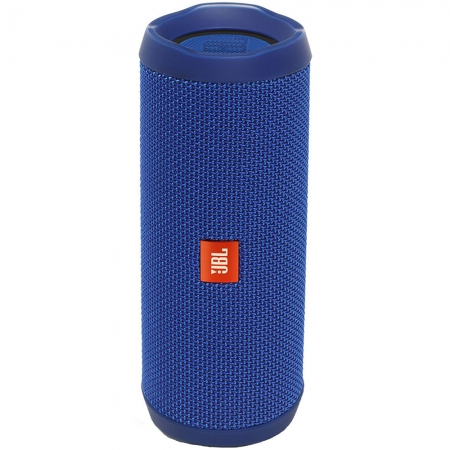JBL Flip 4 - Boxa portabila wireless, Albastru