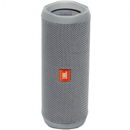 JBL Flip 4 - Boxa portabila wireless, Gri