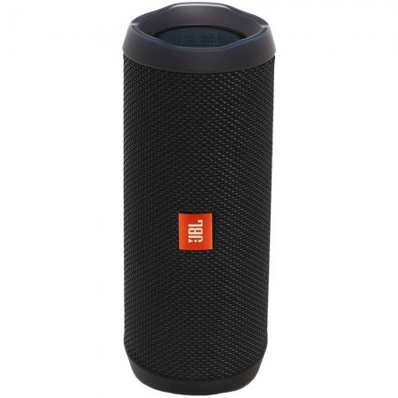 JBL Flip 4 - Boxa portabila wireless, Negru