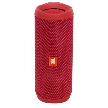 JBL Flip 4 - Boxa portabila wireless, Rosu