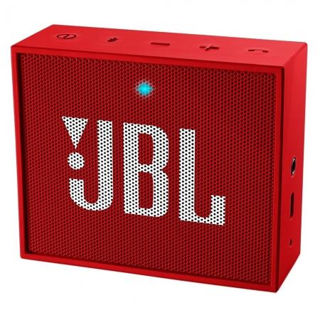JBL Go - boxa portabila wireless rosu