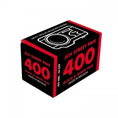 JCH Street Pan 400 - Film alb/negru pancromatic, 35mm, 36 expuneri