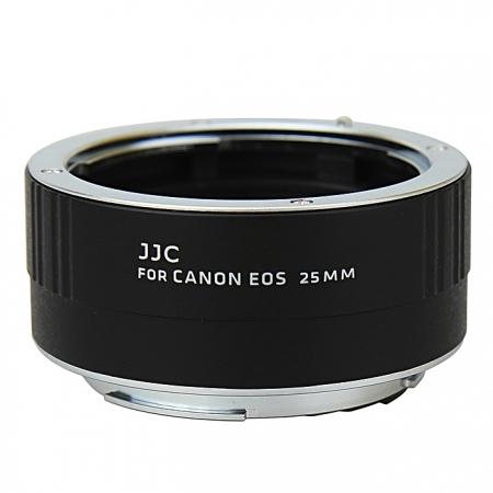 JJC AET-C25 - Inel macro pentru Canon, 25mm