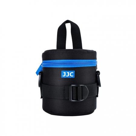 JJC DLP-1II Deluxe Lens Pouch - Toc obiectiv, 100x129mm