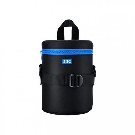 JJC DLP-4II Deluxe Lens Pouch - Toc obiectiv, 125x190mm