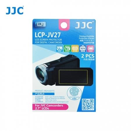 JJC - Folie protectie LCD pentru Camere Video JVC, 2.7