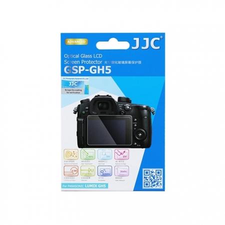JJC - Folie protectie ecran din sticla optica pentru Panasonic Lumix GH5