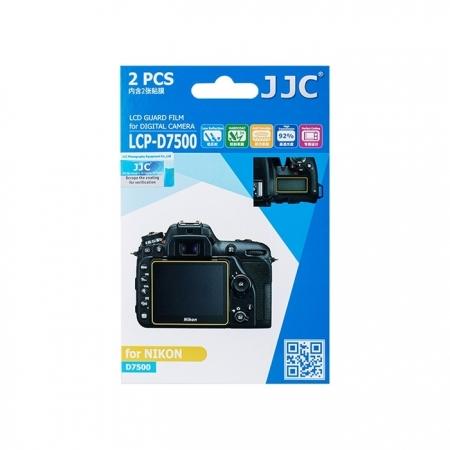 JJC - Folie protectie ecran pentru Nikon D7500