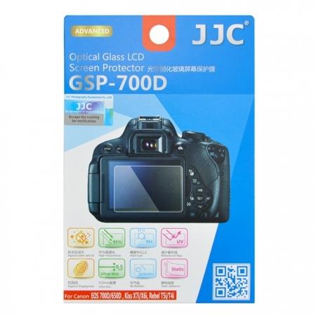 JJC Folie protectie ecran sticla optica pentru CANON EOS 700D