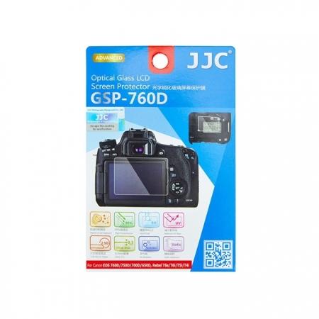 JJC Folie protectie ecran sticla optica pentru Canon EOS 760D