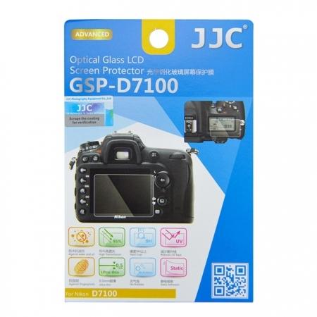 JJC Folie protectie ecran sticla optica pentru Nikon D7100/D7200